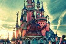Disney / by Elie Pleticha