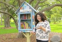 Scout Project Libraries / by Little Free Library