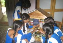 Going to School in India...with Little Free Libraries! / by Little Free Library