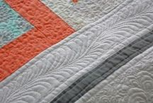Tideline Quilts / Here are some photos of my quilts. If you're interested in one of these projects, or need some info, you can reach me on my website: http://www.tidelinequilts.com