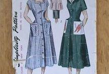 vintage patterns, vintage tales