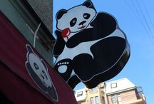 Golden Panda / Vietnamese restaurant in Saint-Petersburg