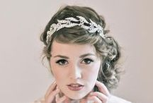 Wedding Hair Accessories / www.upstyle.co