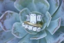 Delicious dazzling diamond rings / Ring envy