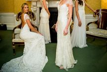 Myrtle Moments / Fashion show in the Shelbourne as part of their wedding forums