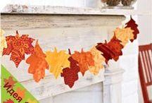 20 идей осени / Проведите яркую осень весело и с пользой! Мастерите поделки и развлекайтесь, а наш осенний цикл вам в этом поможет!