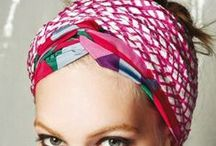 headband/foulard