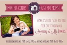 """aBaby - Mommy & Me Contest 2015 / Capture those precious moments between Mommy and Child and showcase it in our Just for MoMs - Mommy & Me Contest :)  Share your special photo with your Child and enter a chance to win a """"aBaby Gift Card worth $100"""" and a cover picture on aBaby FB page for a day!!!!   https://www.facebook.com/ababy.com/photos/a.224162580944631.69906.148974605130096/1045829742111240/?type=1&theater"""