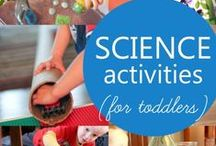 Science for kids and more. / Scientific experiment for kids, history, useful info. Art and nature.