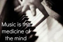 no music, no life. / by M