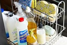 House cleaning and organazing. /   House organization and household tips