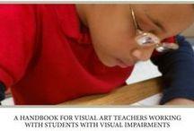 Blind Art / Art for visually impaired