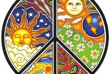 Suns/Moons / My personal favorite sun drawings.