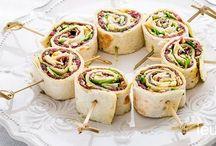 Hapjes & tapas / Lekkere hapjes & tapas, makkelijk te maken. Voor een verjaardag of feestje