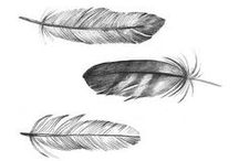 feather tat ☼