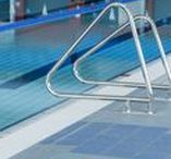 Ballarat Aquatic Centre / Ceramic Solutions supplied and installed Agrob Buchtal pool tiles and Stroher slip resistant tiles for the concourse.  These tiles are manufactured in Germany to the highest quality standards to ensure a durable and safe finish for swimmers.