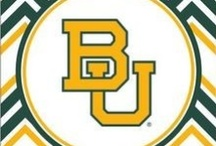 Baylor bears / by Whitney VanCleave