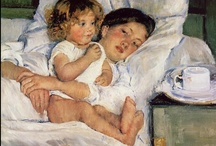 Mary Cassatt / Mary Cassatt (1844-1926) is arguably one of the most famous female artists and succeeded during a time dominated by male artists. She introduced America to Impressionism, and advised prominent art collectors shaping some of America's most treasured museum collections.