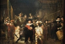 Rembrandt Van Rijn / Widely recognized during his lifetime, Rembrandt  Van Rijn (1606-1669) is considered one of the masters of the Dutch Golden Age. He achieved success quickly, however, his avid collection of artifacts eventually led to his ruin.
