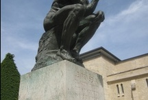 Auguste Rodin / Known for his realism and attention to detail, Auguste Rodin (1840-1917) once created a major sculpture that was so realistic viewers thought he had cast it from a live model. In 1900, he was declared the world's greatest living sculptor.