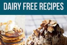 Dairy-Free Recipes / You might be going dairy-free, but that doesn't mean you have to suffer! Check out these amazing options... To join, you must have at least 20,000 followers and regularly pin dairy-free recipes. Please send an email to help@mynaturalfamily.com and I will consider you.