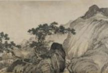 T'ang Yin / One of the four great masters of China's Ming dynasty, T'ang Yin (1470-1523) demonstrated a deep reverence for nature which is typical of Asian art.