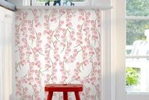 Wallpaper in every room