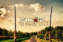 ♥ places to go ♥ / De quoi se remplir la tête de rêves d'évasion et d'envie de découvrir le monde ...