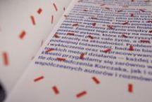 układanka / a book in a form of magazine