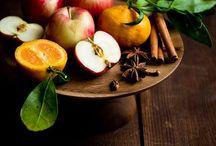 Frutas y más frutas / by Sonia Objio