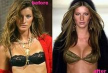 Celebrity Plastic Surgery / Before and After photos of the rich and famous. The Good and Not So Good. http://www.drgregpark.com/