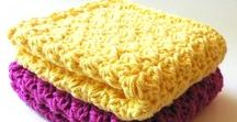 Crochet, Knitting and other hobby stuff