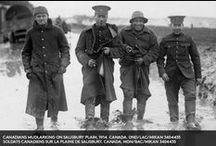 Le Canada et la Première Guerre mondiale / Marquant des moments inoubliables de la Première Guerre mondiale