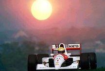 Ayrton / C'era un ragazzo di nome Ayrton. Poi fu Senna il pilota. Ora è un sogno che corre nel vento.