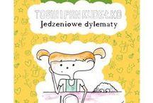Wegańskie i wegetariańskie książeczki dla dzieci i rodziców / Propozycje dla najmłodszych i o najmłodszych z wegarnianych półek :)