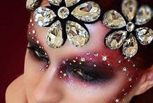 Maquillaje de Fantasia / by Sonia Objio