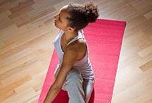 Yo hago pilates y yoga