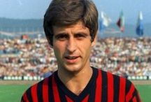 10 Rivera / Gianni Rivera, il numero 10, il Capitano del Milan, il Golden Boy