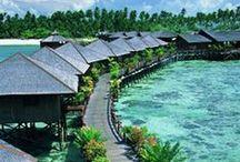 Places to go - Kam bych chtěla jet