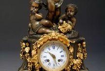 Tic tac. / pendules et horloges.