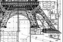 Details / Interessante details van verschillende soorten ontwerpen.