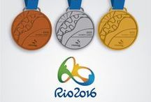 Go for the GOLD / Olympic Style Jewelry, that means lots of GOLD!