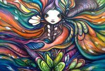 LOCAL ART❣️ / Posting art from your neighborhood.  Collaborators are always Welcome Gracias .- Nena