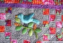 Felted Wool Appliqué & Projects / Wool Appliqué & Embroidery. Inspiration and Ideas for felted wool projects.. / by Kris Kouzelos