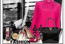 Moda Feminina - womenswear / Pronta para arrasar II / by Sofia Ibolyka Laszlo
