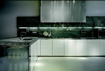 GINEVRA / GINEVRA - designed by Massimo Castagna+Christophe Pillet - is a softly technical kitchen. Composed of four individual designs which can be integrated with each other: Ginevra kitchen system, based on a cabinet door which is rigorous and basic. More info at: http://www.rossana.it/en/products/ginevra/concept.html