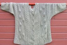Patterns, knitting & crochet / by Jill McNab