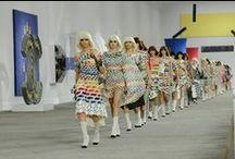 Runway: Spring/Summer 2014 / Fashion Week Instagram highlights from Milan and Paris SS14
