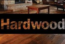 Hardwood / Classic beauty right under your feet.