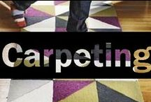 Carpeting / Comfort under your toes.
